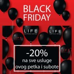 Black Friday groznica u Life Wellenss Centru